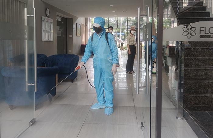 Dịch vụ khử trùng, khử khuẩn (BACTERIAL)