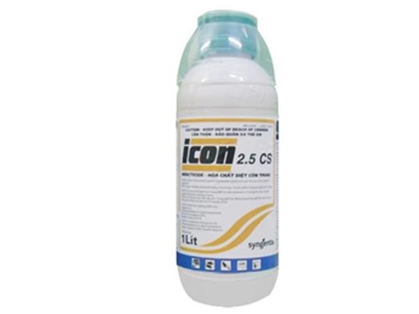 Thuốc diệt côn trùng ICON 2.5 CS – Chai 1 lít