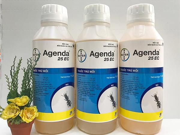 Thuốc diệt mối tân gốc Agenda 25EC